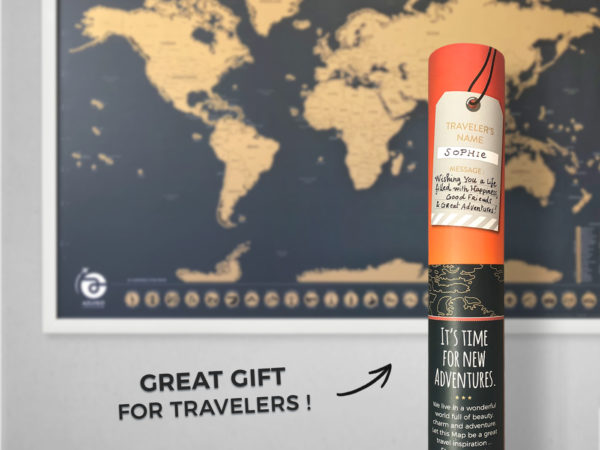 Great Gift for Travelers !
