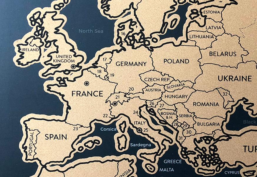 Precise Cartography